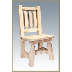 13 in. Children Log Chair, As Shown Log Chairs, Dining Chairs, Buy Chair, Log Furniture, Homesteading, Woodworking, Table, Montana, Collection