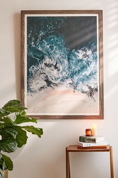 Slide View: 1: Ingrid Beddoes I Love The Sea Art Print