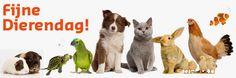 Klaskoffer: 4 Oktober dierendag!
