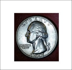 1937-S Washington Quarter, Sparkling SILVER, Very SCARCE, Low Mintage, RARE Semi-Key Date!!