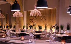 Restaurant Côté Cour - Aix en provence - Red Banana Studio, concepteur d'intérieur