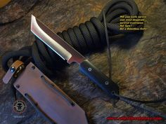 Relentless M3T Military Survival knife