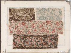 Textile Sample Book (image 3)   British   1780   Metropolitan Museum of Art   Accession #: 156.41 P34