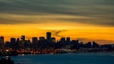 Downtown with sunset~   Flickr – 相片分享!