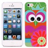 This owl design back case for your iPhone 5 5s will be a reflection of your inner spunky self among your friends!