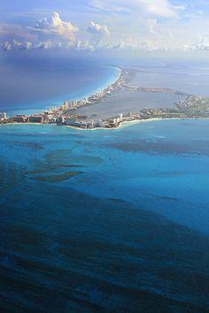 Cancun...
