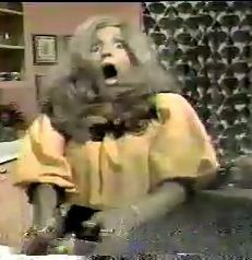 Chi-Chi gets electrocuted. (Andrea Martin)