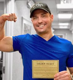 Brad Schaeffer, DPM, is a competitor on The Titan Games premiering on NBC on January Be sure to check him out! Golden Ticket, Semi Final, Meet The Team, Dwayne Johnson, Finals, How To Apply, Inspirational Quotes, Games, Mens Tops