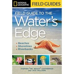 National Geographic Field Guide to the Water's Edge - Paperback - Clearance