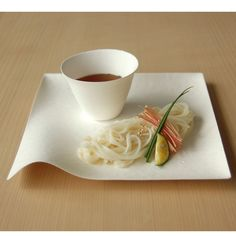 shinichiro ogata - wasara biodegradable tableweare