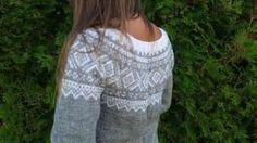 genser i rundfelling - Startsiden søk - Bilder Knitting, Search, Sweaters, Fashion, Velvet, Moda, Tricot, Fashion Styles, Breien