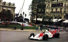 Ayrton Senna McLaren - Honda 1992