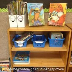 Display mentor text
