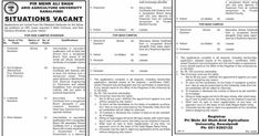 Pir Mehr Ali Shah PMAS Arid Agriculture University Jobs 2020 Latest Advertisement. The post PMAS Arid Agriculture University Jobs 2020 Latest appeared first on Filectory Army Jobs, Jobs In Pakistan, Government Jobs, Agriculture, Ali, Advertising, University, Knowledge, Colleges