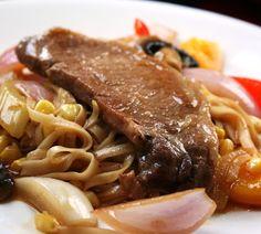 Légende d'Automne: Côtelettes de porc à la chinoise :)