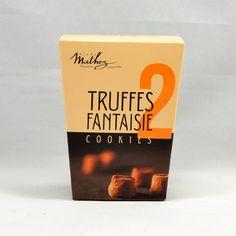 Engros leverandør af chokolade trøfler med cookies