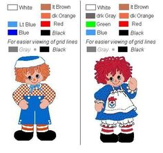 Raggedy Ann & Andy 5 of 5