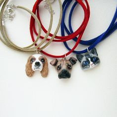 Custom Pet Portrait Bracelet, Cat or dog bracelet