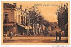 BF8871 Bougarik Rue Duquesne Alger Algeria     Algeria - Cartes Postales