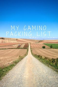 A detailed guide to what to take with you on the Camino de Santiago.