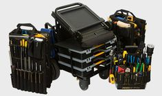 Mobile-Shop® Complete PM Tool Cart