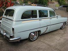 1954 Chevrolet WOODIE WAGON wagon