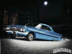 61 Chevy impala