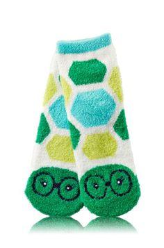 Turtle Shea-Infused Lounge Socks - Bath & Body Works - Bath & Body Works