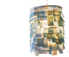 map lampshade <3