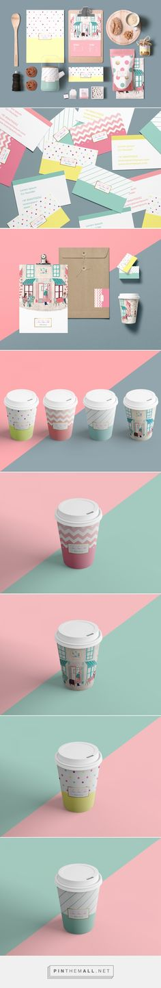 Tea Time Tale Branding and Packaging by Arya Vijayan Web Design, Logo Design, Brand Identity Design, Design Agency, Layout Design, Design Services, Branding Agency, Business Branding, Corporate Design