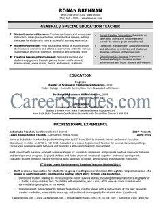 High School Counselor Resume An Effective Chronological Resume Sample  Httpwww.resumecareer .