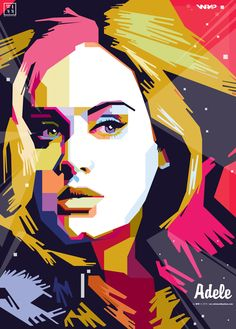 Adele in WPAP by WIR . For Order, wr.rahman@yahoo.com