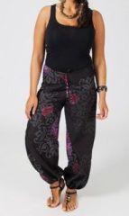 Pantalon femme grande taille Marie sur www.akoustik-online.com.