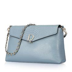 famous brand bag wholesale genuine leather shoulder crossbody chain bags handbag for women
