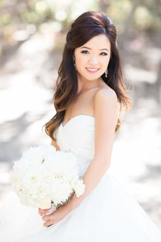 Trendy Wedding Hairstyles Updo Asian Hair And Makeup Ideas Wedding Day Makeup, Hair Comb Wedding, Wedding Updo, Wedding Beauty, Chic Wedding, Wedding Vows, Asian Wedding Hair, Trendy Wedding, Wedding Menu