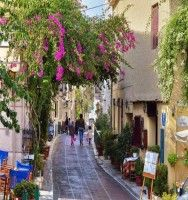 Spring Time in GREECE Plaka, Athens!!!