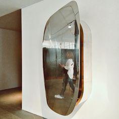 Vincenzo di Cotiis pieces.  #milandesignweek #interiordesign