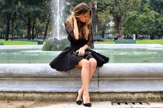 Corriere della moda: Gresy for Queriot Jewels blogger fashion beautiful moda italy jewellery luxury design art black dress