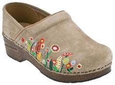 Dansko Clogs make my feet so happy. have this style and love them!