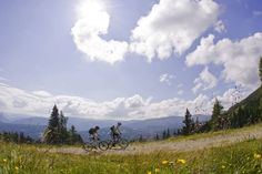 Der Salzburger Lungau ist ein Eldorado für Mountainbiker! Mountains, Nature, Travel, Vacation, Naturaleza, Viajes, Destinations, Traveling, Trips