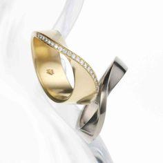 Angela Hubel - Wedding Rings - ORRO Contemporary Jewellery Glasgow