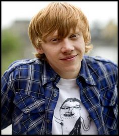 Rupert. I have a soft spot for gingers.