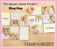 Bringing you the CTMH Technique Blog Hop - Passionate About Pockets http://jensmessystudio.com/passionate-about-pockets/