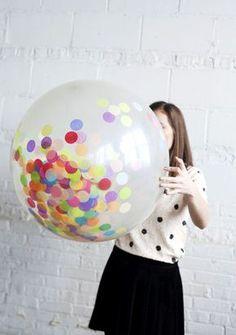 Bonnes idées – DIY confettis confettis ! |
