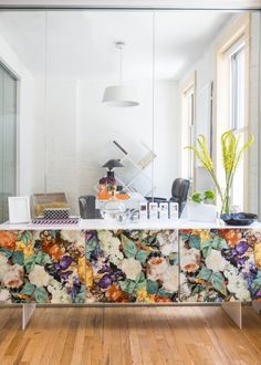 Man Repeller's SoHo Office Makeover Photos | Architectural Digest