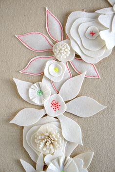 Google Image Result for http://www.purlbee.com/storage/felt-flower-wreath-4-425.jpg%3F__SQUARESPACE_CACHEVERSION%3D1263481924554