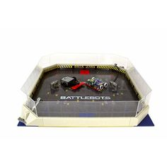 HexBugs Battle Bots Arena - Might be a good gift for Big Brother! Sam's Club $69