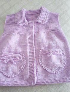 Crochet For Kids, Knit Crochet, Child Doll, Knitting Designs, Knit Cardigan, Baby Knitting, Lily, Sweaters, Pattern
