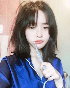 I have to marry her Ulzzang Korean Girl, Cute Korean Girl, Ulzzang Couple, Asian Girl, Son Hwamin, Pretty People, Beautiful People, Hwa Min, Pretty Asian
