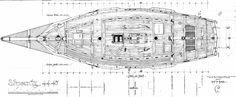 Shpountz 44-40: plan de pont. Architecte Daniel Z Bombigher.